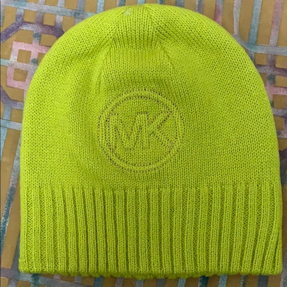 Michael Kors Accessories - Knit hat